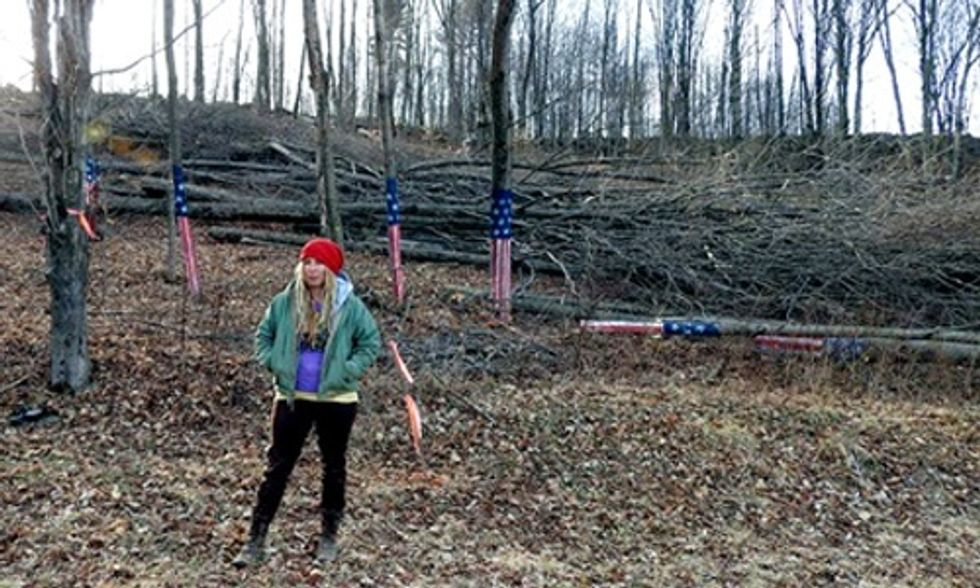 Trees Cut as Maple Syrup Farmers Lose Eminent Domain Battle Over Constitution Pipeline