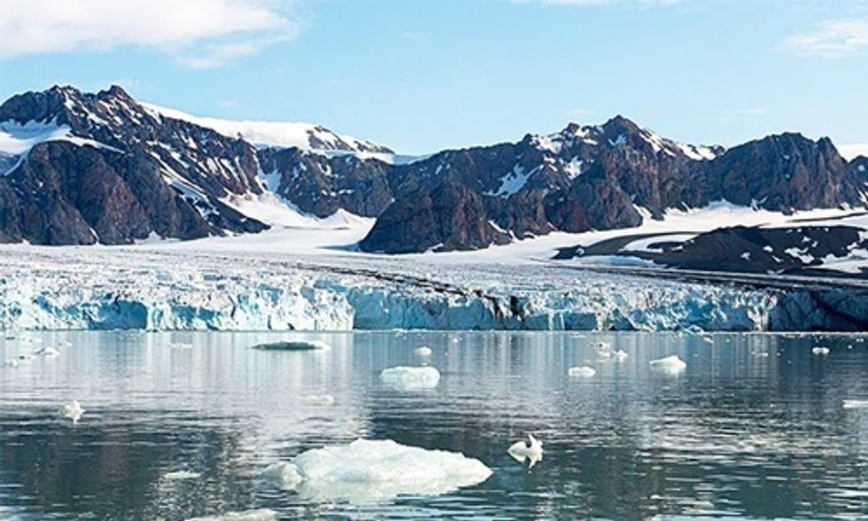 Arctic on Thin Ice as Extreme Heat Takes a Toll