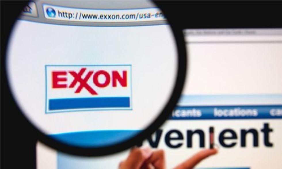 Feds Refer Exxon Climate Investigation to FBI
