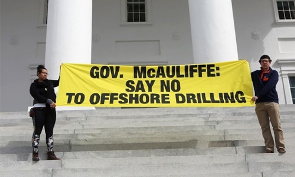 People Power: Virginians Say No to Offshore Oil and Gas Drilling