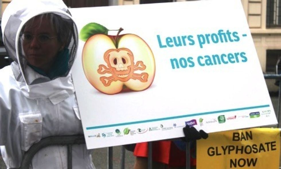 France, Sweden, Italy and the Netherlands Rebel Against Relicensing of Monsanto's Glyphosate