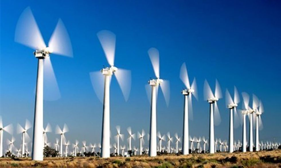 Renewable Energy Revolution Rocks On: All New Generating Capacity in January From Wind and Solar