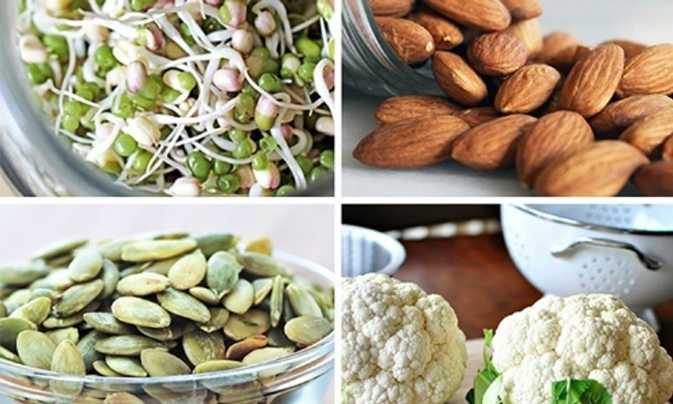 10 Plant-Based Foods Packed With Protein