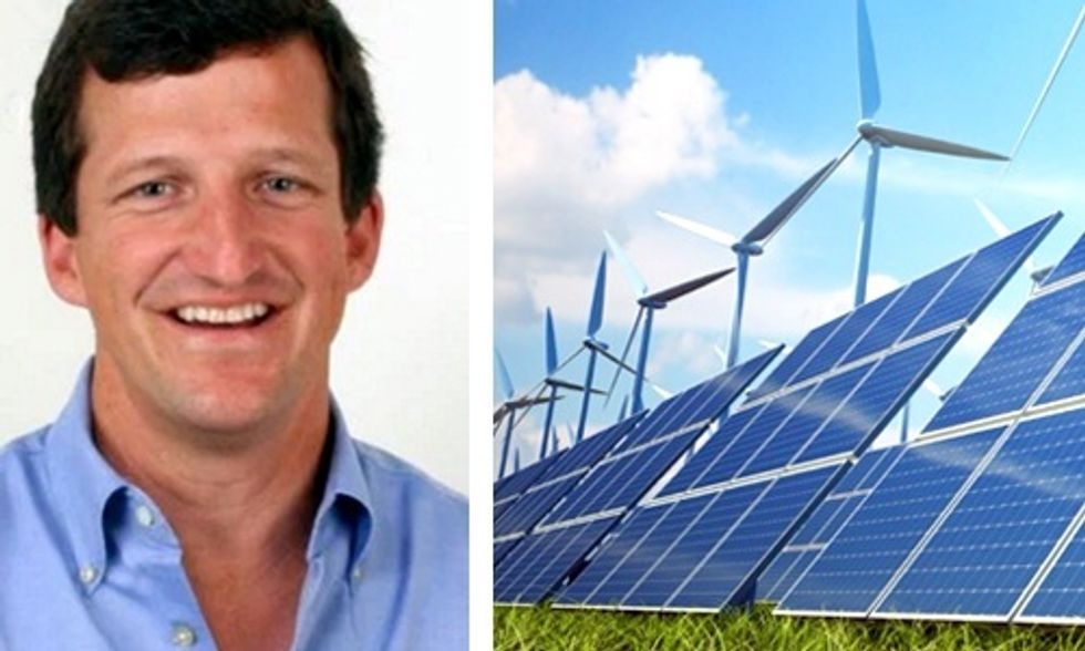 Republican Mogul Opens Wallet to GOP Candidates Who Support Clean Energy
