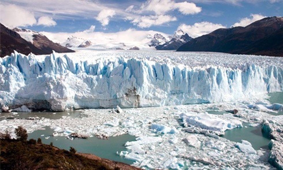 Climate Deniers Mock 'Feminist Glaciology' Study