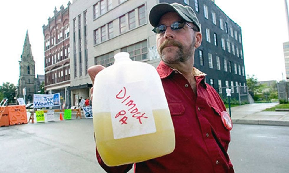 Jury Awards Two Dimock Couples $4.2 Million After Finding Cabot Oil & Gas Negligent in Fracking Contamination Case