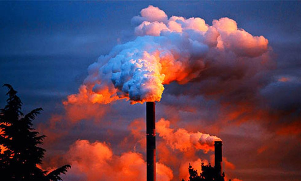 NOAA: Carbon Dioxide Levels 'Exploded' in 2015, Highest Seen Since End of Ice Age