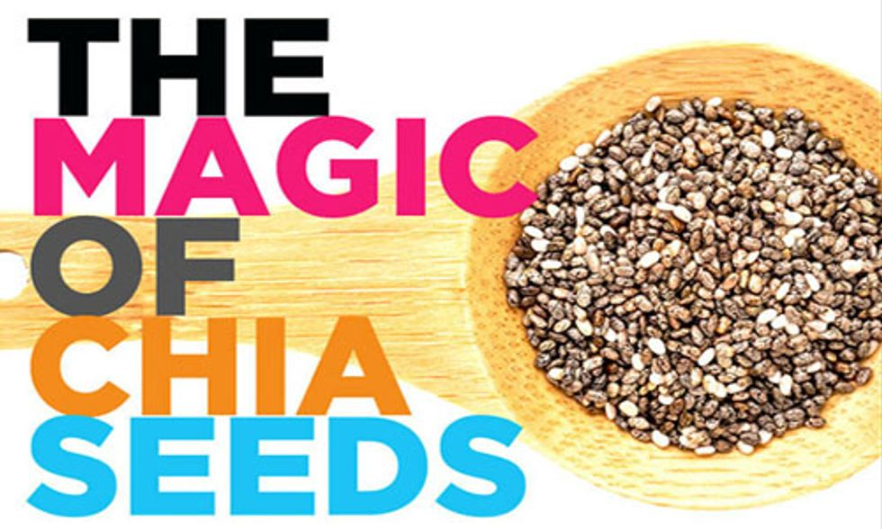 13 Vegan Chia Seed Recipes Guaranteed to Superfood Your Diet