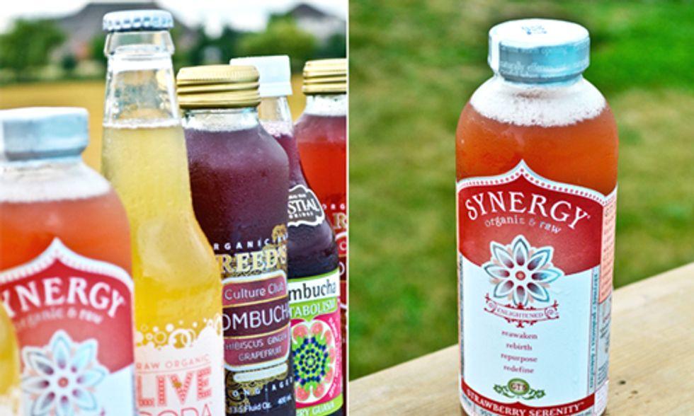 8 Health Benefits From Drinking Kombucha Tea