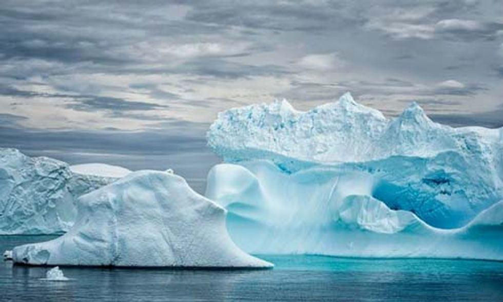 James Hansen: Dangerous Sea Level Rise Will Occur in Decades, Not Centuries