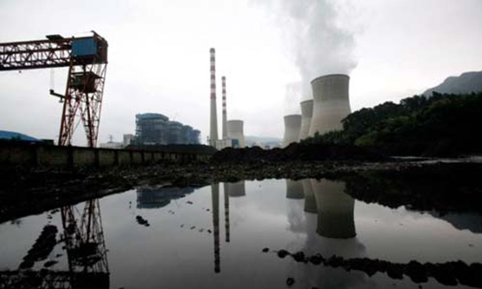 China Puts the Brakes on New Coal Plants