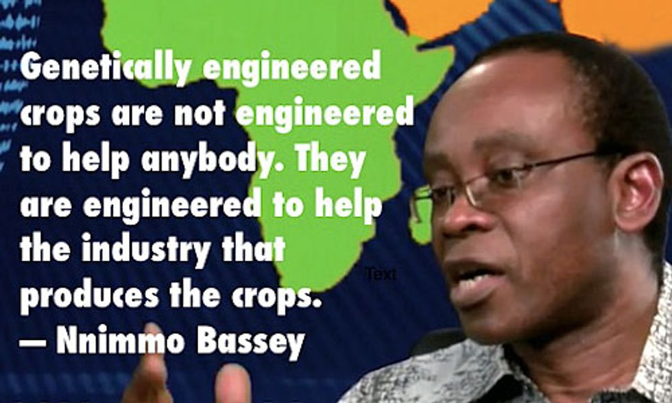 5 Million Nigerians Oppose Monsanto's Plans to Introduce GMO Cotton and Corn