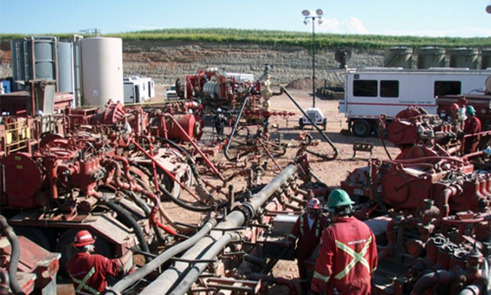 Groundbreaking Study Confirms Link Between Fracking and Earthquakes