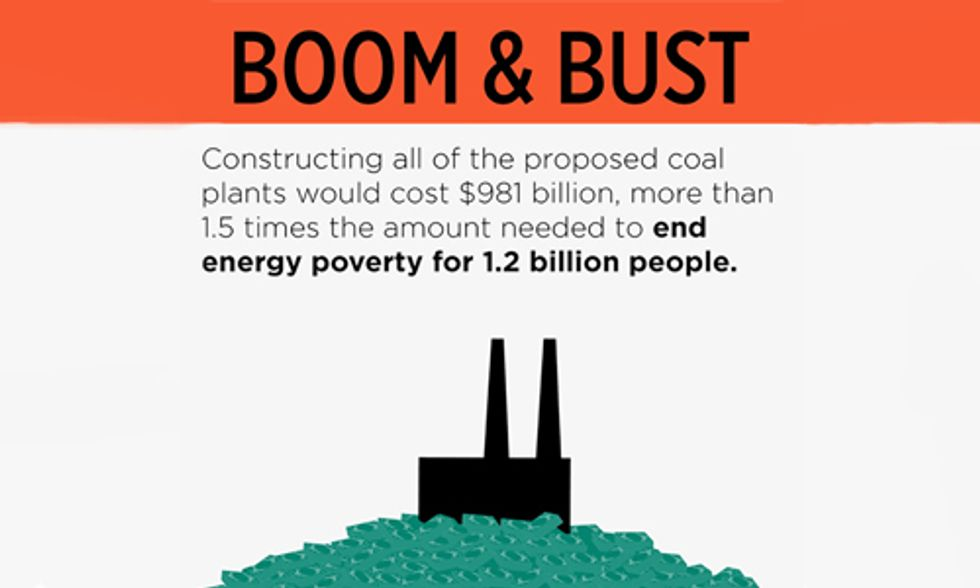 Boom & Bust: The Future of Coal-Fired Power Plants