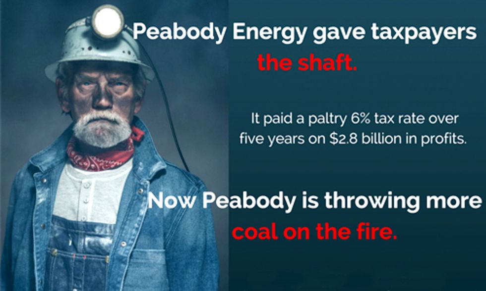 The Big Coal Bailout of 2016