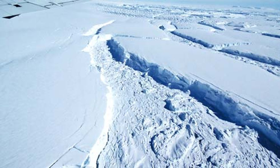 Climate Model Predicts Melting of West Antarctic Ice Sheet Could Double Sea Level Rise