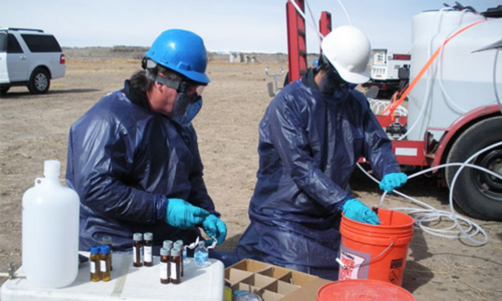 Stanford Scientists Find Fracking Linked to Groundwater Contamination in Pavillion, Wyoming