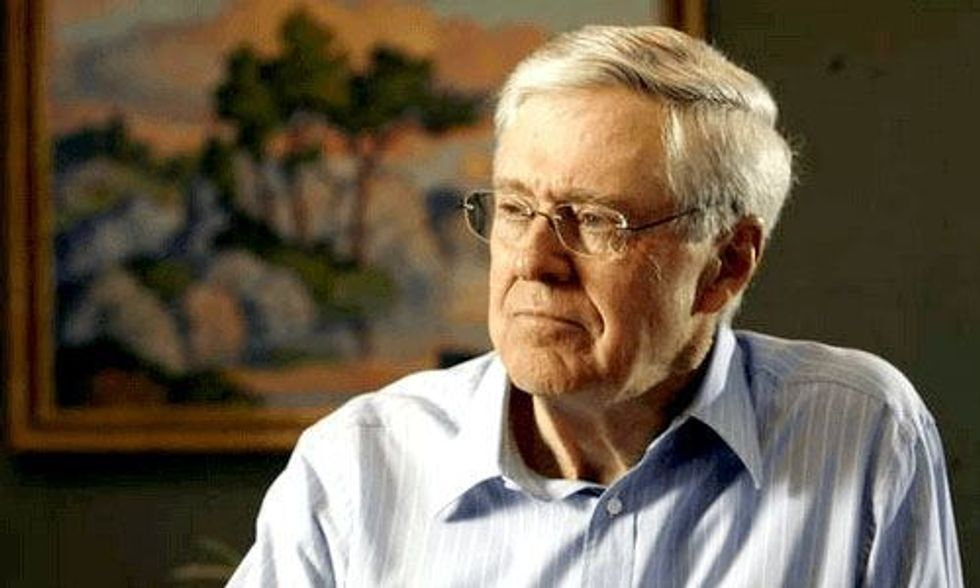 Charles Koch Blasts President Obama for Comments Made at Climate Speech
