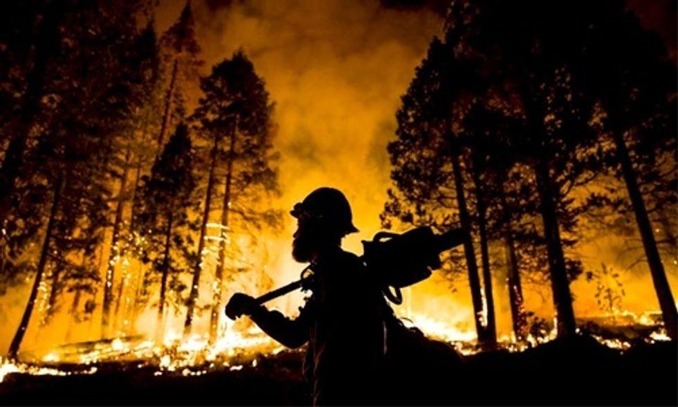 Historic Wildfire Season Has Burned More Than 7.5 Million Acres (That's Larger Than Massachusetts)