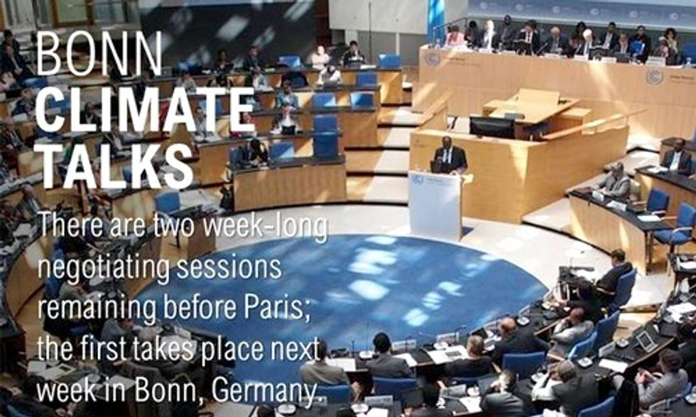 Call for a Future Powered by 100% Renewables Gains Momentum as UN Climate Talks Resume in Bonn