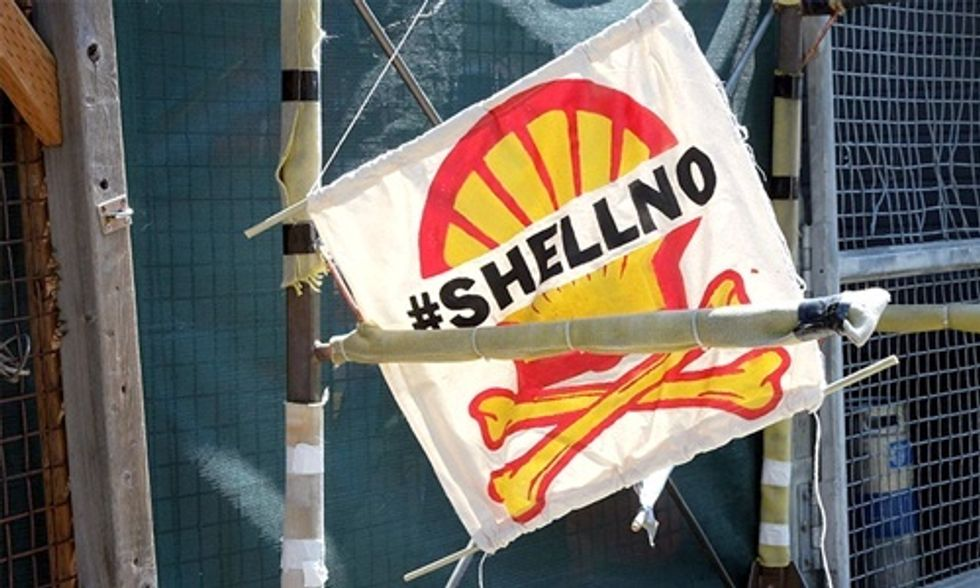Arctic Drilling: A Giant Gamble for the Planet and Shell's Bottom Line