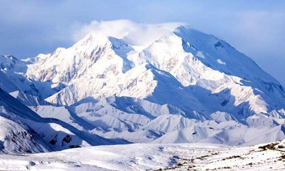 Obama Renames Mount McKinley as Denali to Honor Native Americans