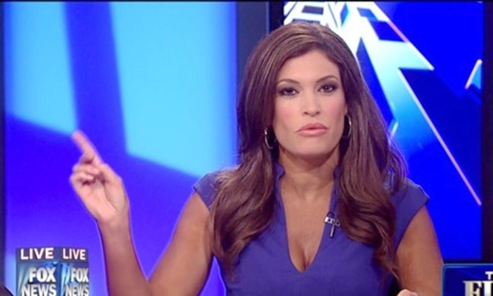 Fox News Host: Obama Is so Obsessed With Climate Change He Should Work for the Weather Channel