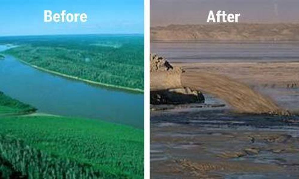 Bill Nye Depressed by Tar Sands' 'Extraordinary Exploitation' of Environment