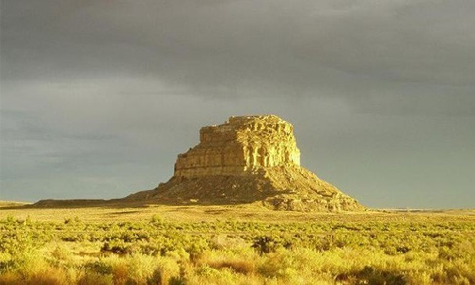 Will Fracking Be the Demise of Chaco Canyon National Historical Park?