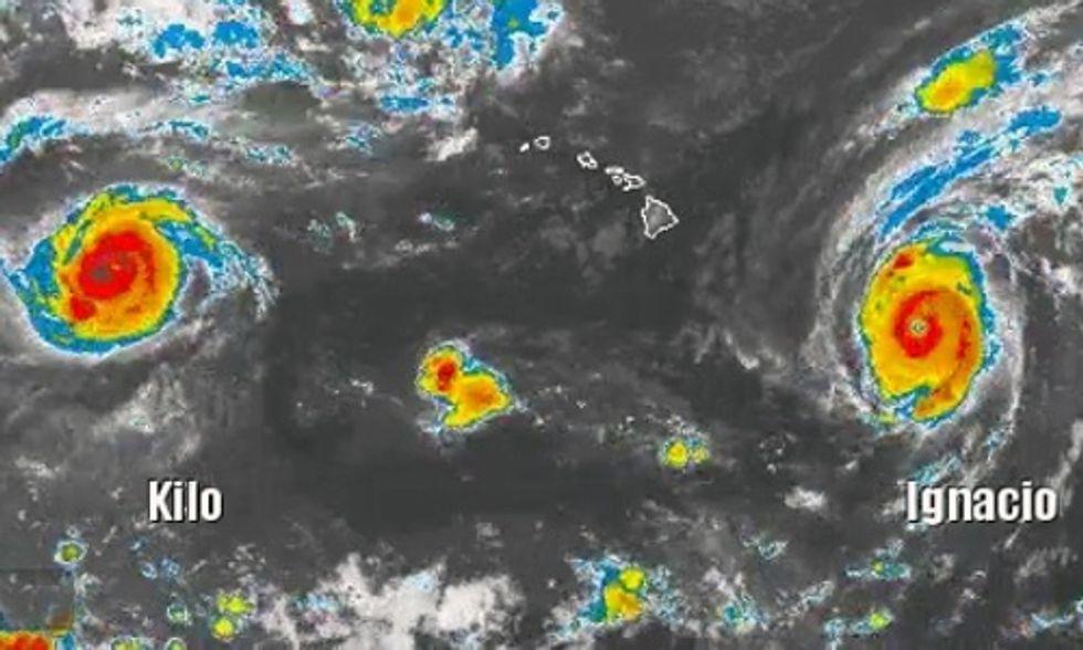 Record-Breaking Hurricane Season Hits the Pacific