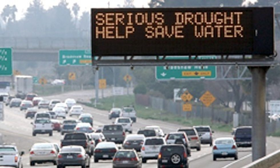 4 Reasons Why El Nino Won't Solve California's Epic Drought