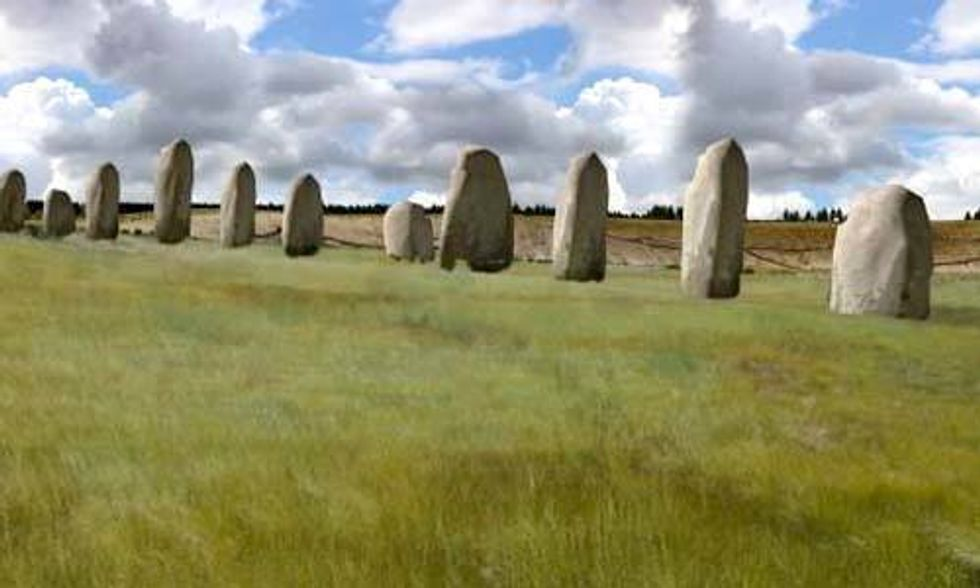 Move Over Stonehenge, Scientists Just Discovered 'Super-Henge' Which Is 12 Times Bigger