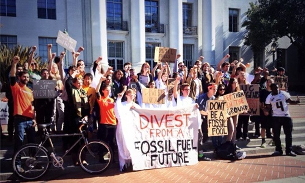 One of the World's Largest Universities Divests From Coal and Tar Sands