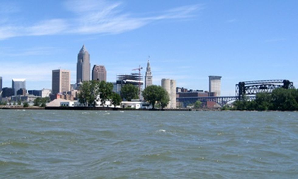 Cleveland: A Green City on a Blue Lake
