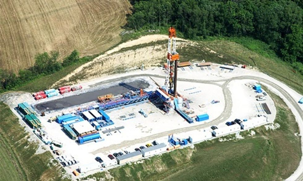 Fracking Boom Bursts in Face of Low Oil Prices
