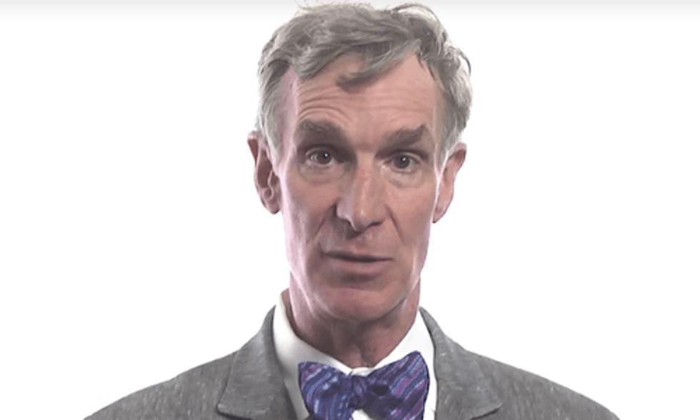 What Keeps Bill Nye Up At Night?
