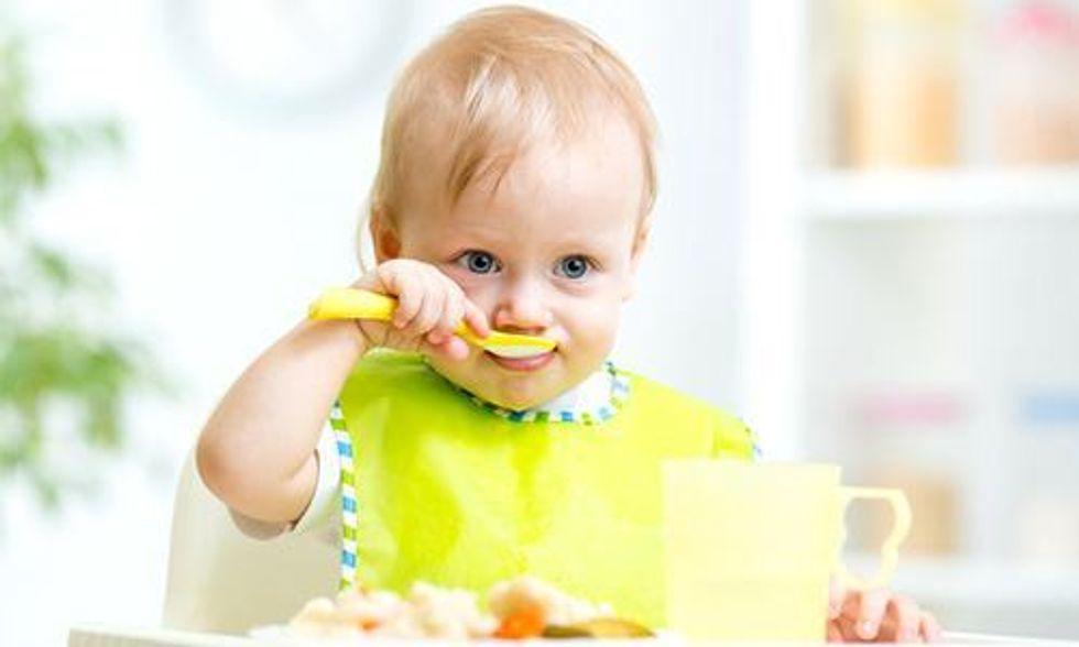 Shocking GMO Ingredient Found in Baby Food