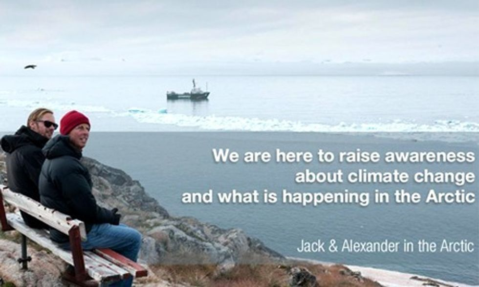True Blood and 30 Rock Actors Sail to Greenland to Film Funny or Die Series to 'Save the Arctic'