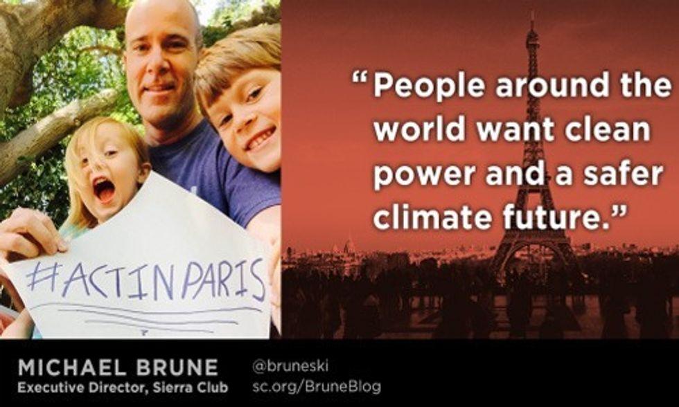 Michael Brune: To Change Everything, We Need Everyone