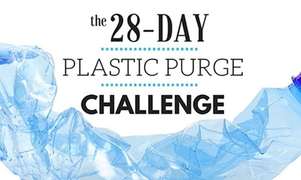 Take the 28-Day Plastic Purge Challenge