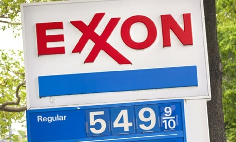 Exxon Advertised Against Climate Change for Decades After Top Executives Knew Burning Fossil Fuels Would Warm the Planet