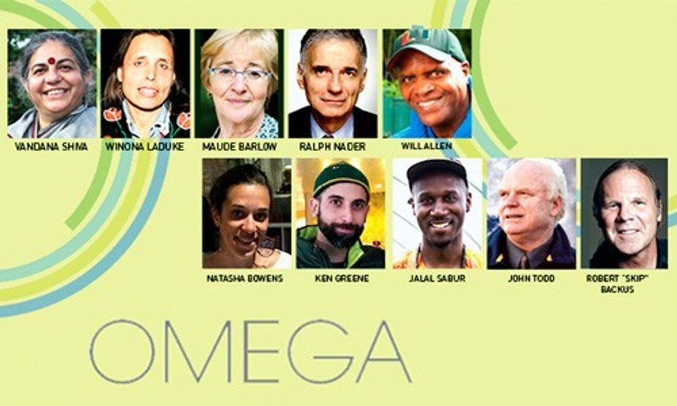 Join Omega Institute's 'Seeds of Change: Cultivating the Commons' Conference Oct. 9 - 11