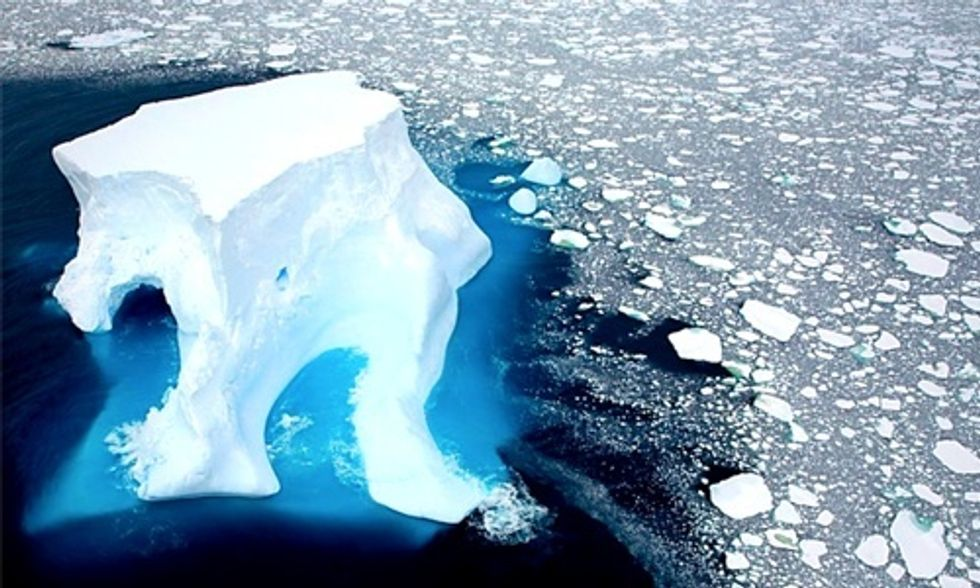 $43 Trillion: What Scientists Calculate a Warming Arctic Will Cost