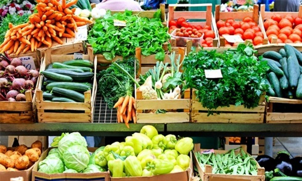 Organic Food Sales Soar, Up 72 Percent From 2008