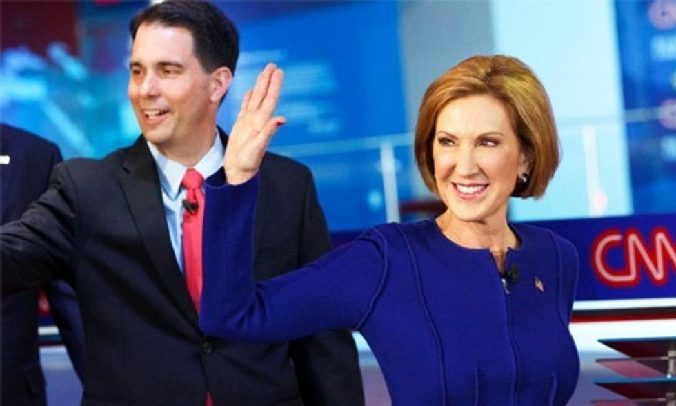 What's the Matter with Carly Fiorina?