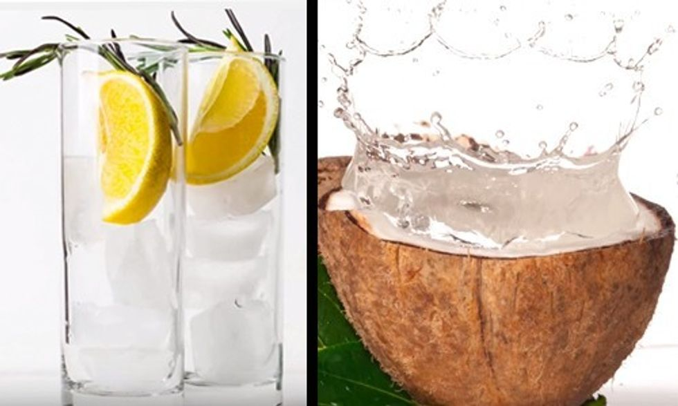 Coconut Water vs. Lemon Water: Which Is Healthier For You?