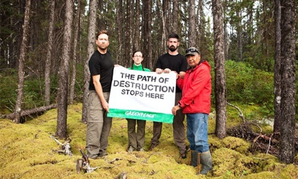 Indigenous Community's Fight to Save Canada's Boreal Forest