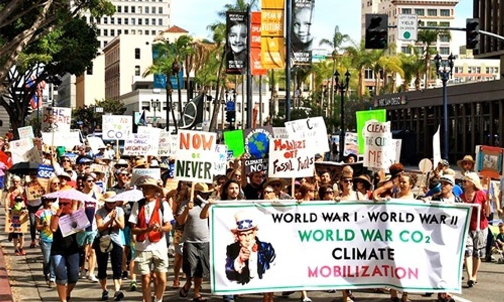The Emergency Climate Movement