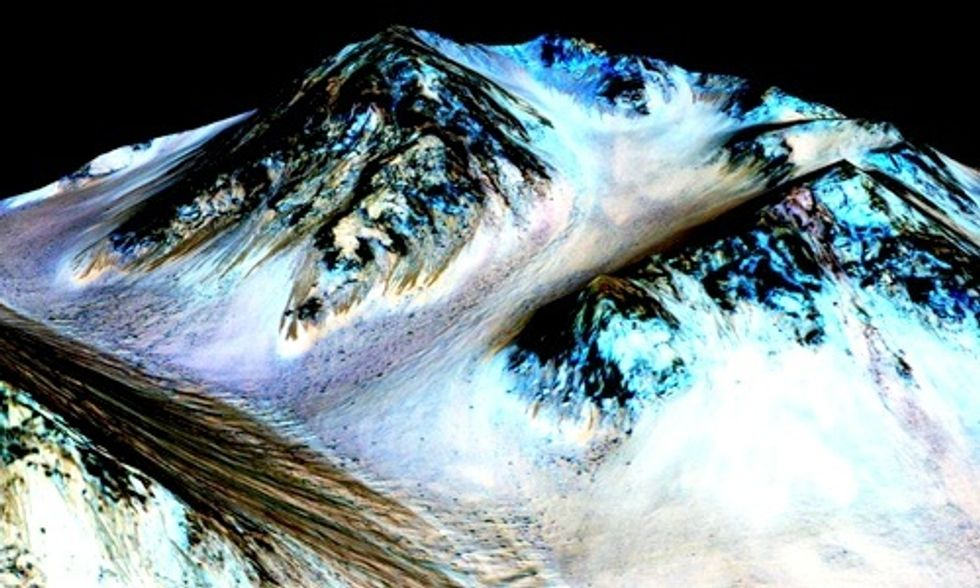 Groundbreaking NASA Announcement: Evidence of Liquid Water on Mars