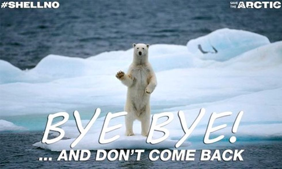 13 Best Tweets Celebrating Shell Abandoning Arctic Drilling
